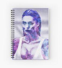 Teen Wolf - Lydia Martin (Holland Roden) Spiral Notebook