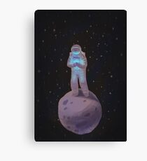 Space Oddity - Starman Canvas Print