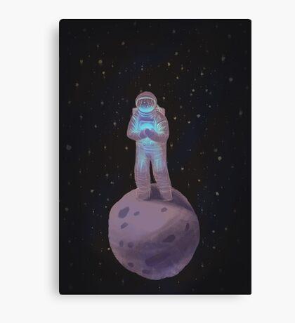 Space Oddity - Starman Canvas Print