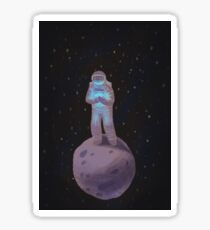 Space Oddity - Starman Sticker