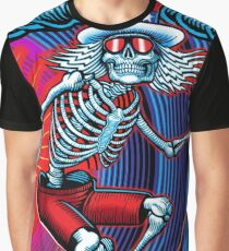 DeadHead Surfer Graphic T-Shirt