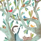 In The Tree by Judith Loske