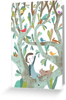 Im Baum von Judith Loske