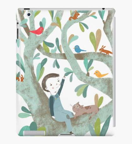 In The Tree iPad Case/Skin
