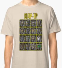CLAP-TRAP (CL4P-TP) Classic T-Shirt