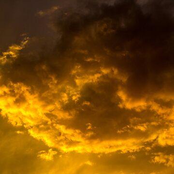 Golden Sky by Chari-ot