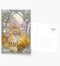 Elven window Postcards