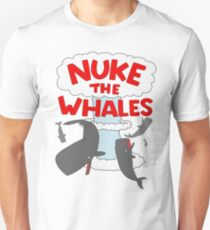 Nuke the big fishes T-Shirt