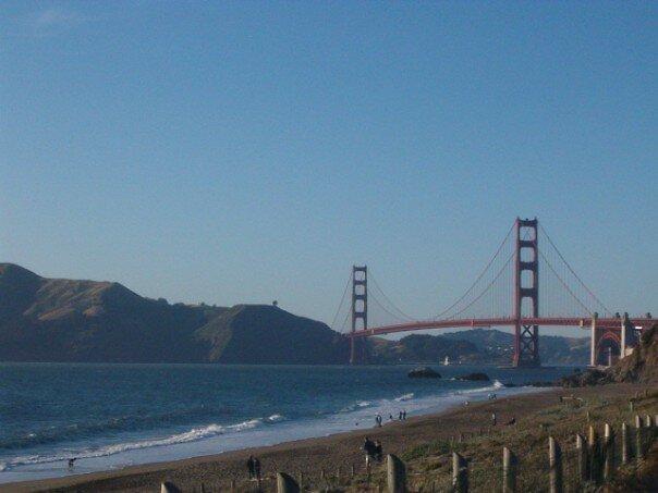 Golden Gate Bridge by carincook