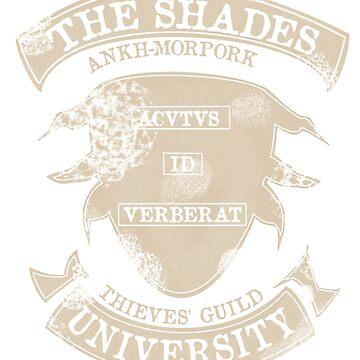 Shady university by Collinski