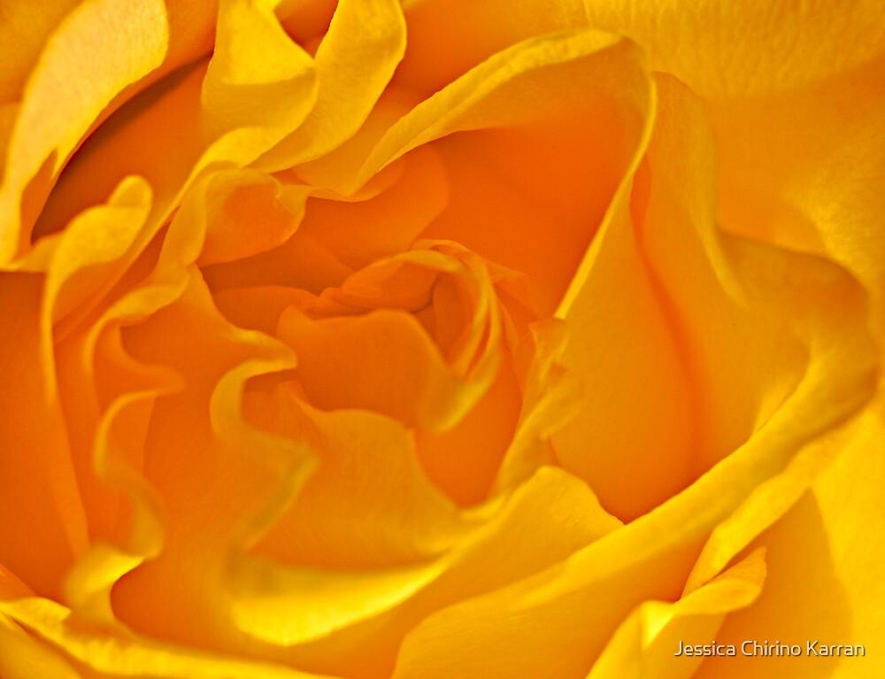 yellow by Jessica Chirino Karran