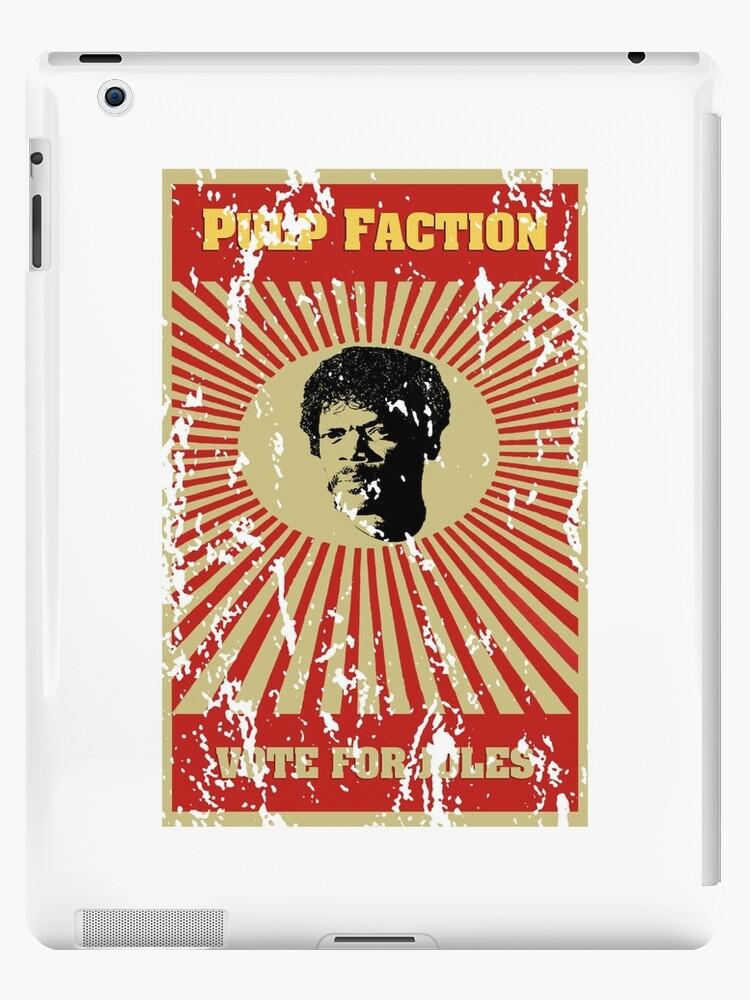 Pulp Faction - Jules by Frakk Geronimo