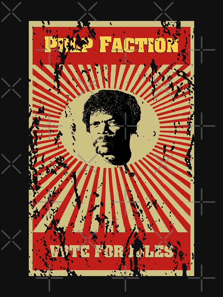 Pulp Faction - Jules by mihalygyulai
