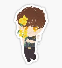 flower fairy ken Sticker