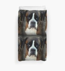 Remembering Arwen - Boxer Dogs Series Duvet Cover
