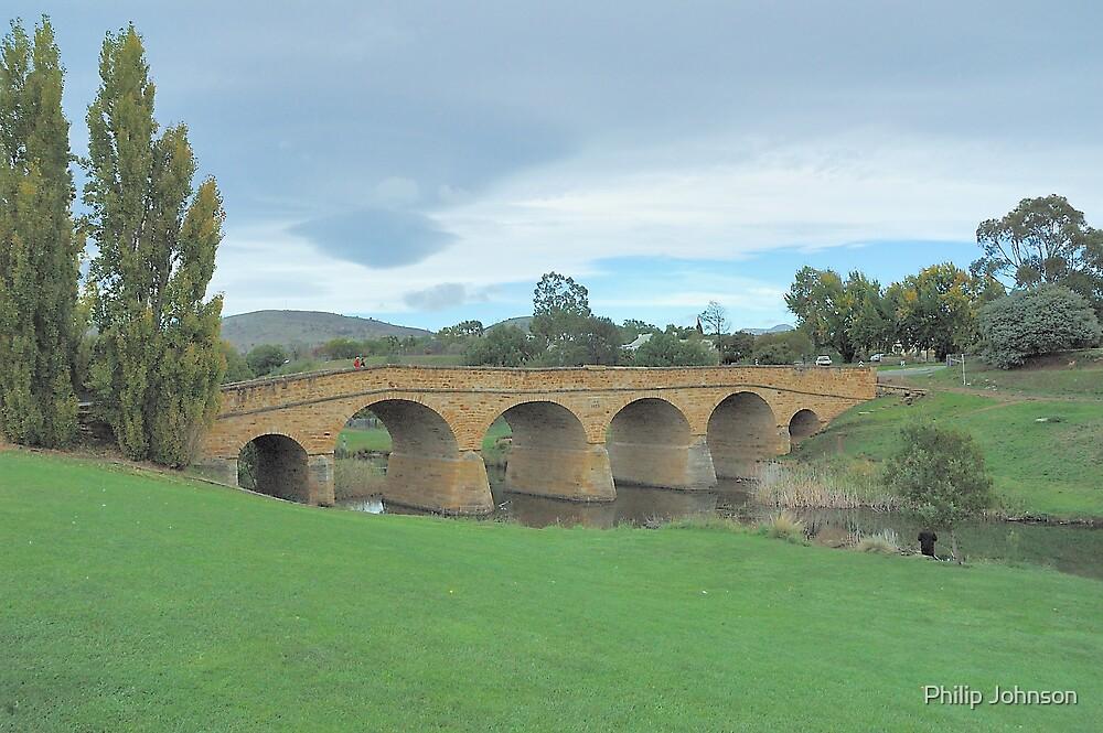 Convict's Crossing - Tamania, Austrralia by Philip Johnson