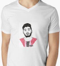 Zayn Men's V-Neck T-Shirt