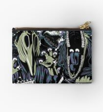 Beetlejuice - Adam & Barbara Zipper Pouch