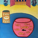 Feng shui fish well fed by natasa sears