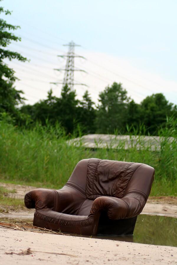the puffy chair II by dankje
