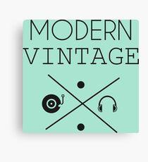 Modern Vintage #2 Canvas Print