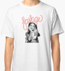 Kehlani SSS Set: SAVAGE Classic T-Shirt