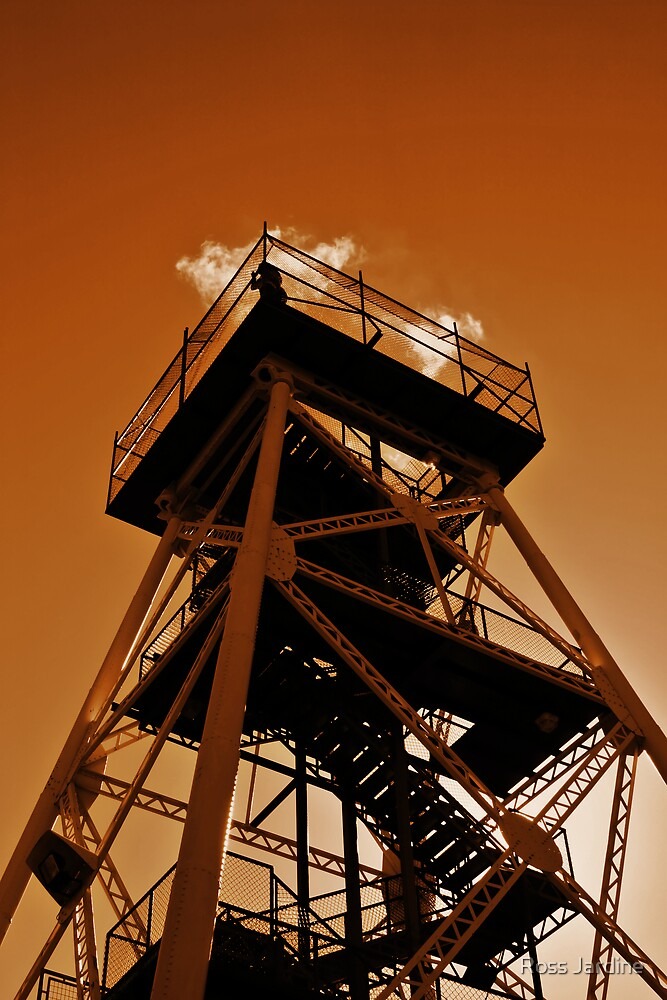 The Watch Tower by Ross Jardine