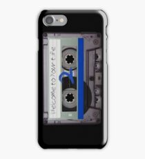Tape 1 Side B iPhone Case/Skin