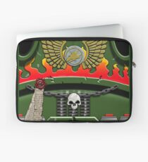 Amour of the Fire Dragons Laptop Sleeve