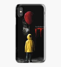 IT - Movie Poster 2017 iPhone Case/Skin