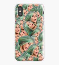 kylie jenner meme iPhone Case