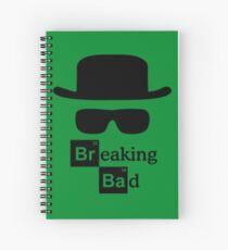 Heisenber Logo (Breaking Bad) Spiral Notebook