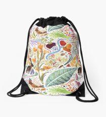 Vegetable Garden Party Drawstring Bag