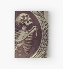 Hannibal: Dancing Skull + Skeleton Mosaic  Hardcover Journal
