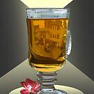 A Cup Of Tee  by Ilunia Felczer