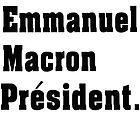 Emmanuel Macron by vndesign