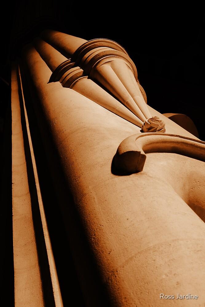 Dark Column by Ross Jardine
