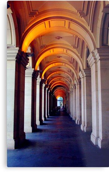 Corridor of Secrets by Rhana Griffin