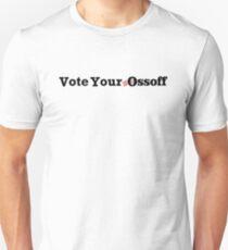 Vote Your Ossoff Unisex T-Shirt