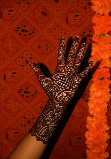 Fragments of Richness: An Indian Expose - the Mehendi by fenjay