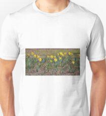Daffodils Say Spring Unisex T-Shirt