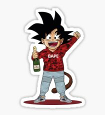 gokuba Sticker