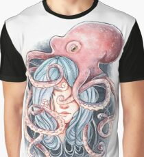 Octopus Graphic T-Shirt