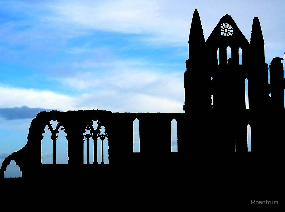 Whitby Abbey by Roantrum