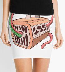 cthulhu on jail Mini Skirt
