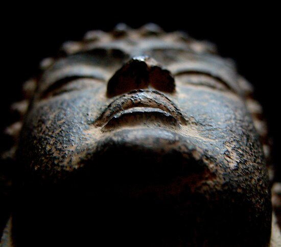 Buddha by ROSE DEWHURST