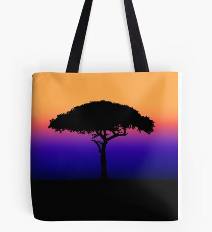 Solitary [Print and iPhone / iPad / iPod Case] Tote Bag