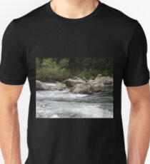 Rocks and Rapids Unisex T-Shirt