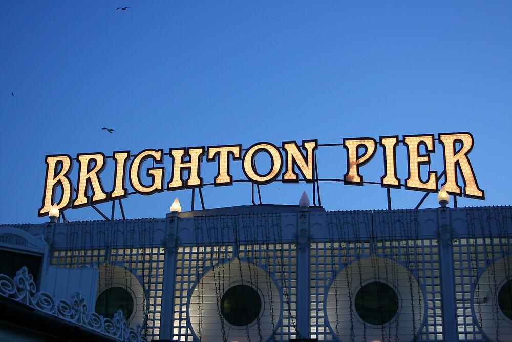 brighton Pier by jscott40