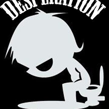 despo logo by DesperationUK